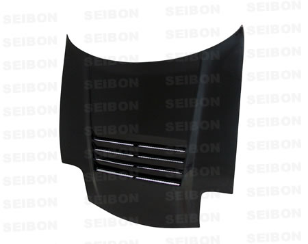Mazda RX-7  1993-2002 Ds Style Carbon Fiber Hood