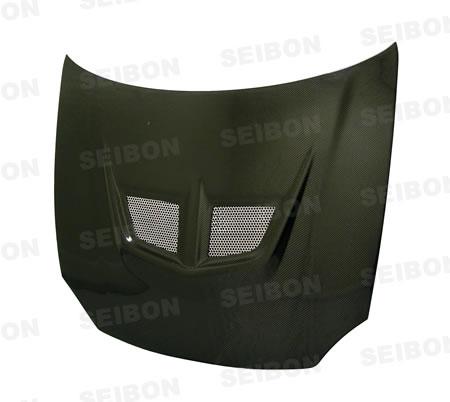 Honda Del Sol  1992-1998 Evo Style Carbon Fiber Hood