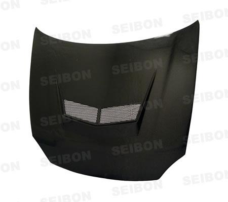 Honda Del Sol  1992-1998 Vsii Style Carbon Fiber Hood