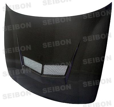 Acura Integra  1994-2001 Vsii Style Carbon Fiber Hood