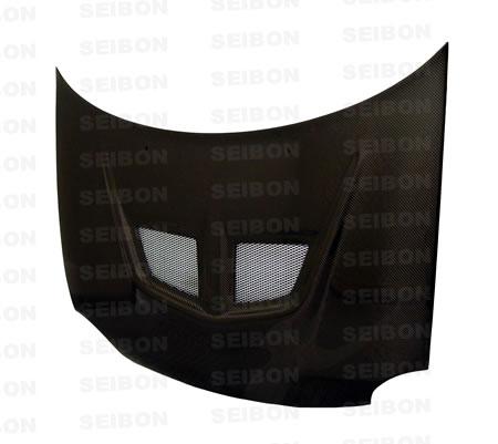 Dodge Neon  1994-1999 Evo Style Carbon Fiber Hood