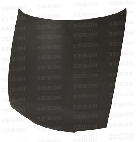 Nissan 240SX  1995-1996 OEM Style Carbon Fiber Hood