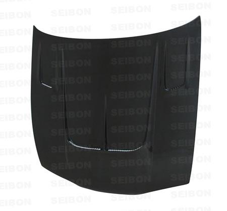 Nissan 240SX  1995-1996 TT Style Carbon Fiber Hood