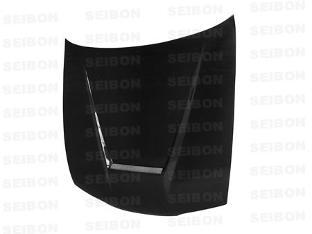 Nissan 240SX  1995-1996 Vsii Style Carbon Fiber Hood