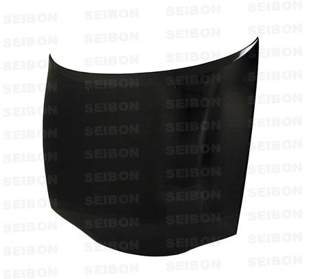 Mitsubishi Eclipse  1995-1999 OEM Style Carbon Fiber Hood