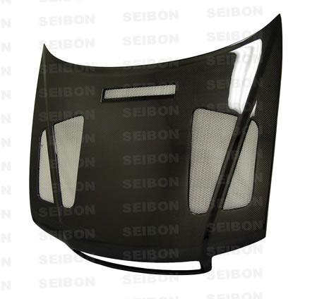 Audi A4  1996-2001 Er Style Carbon Fiber Hood