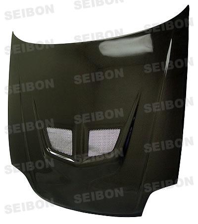 Honda Prelude  1997-2001 Evo Style Carbon Fiber Hood