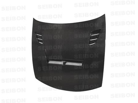 Nissan 240SX  1997-1998 Ta Style Carbon Fiber Hood