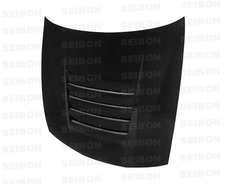 Nissan 240SX  1997-1998 Tr Style Carbon Fiber Hood