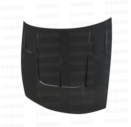 Nissan 240SX  1997-1998 TT Style Carbon Fiber Hood