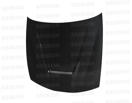 Nissan 240SX  1997-1998 Vsii Style Carbon Fiber Hood