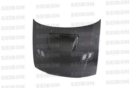 Subaru WRX / STI 1998-2001 OEM Style Carbon Fiber Hood