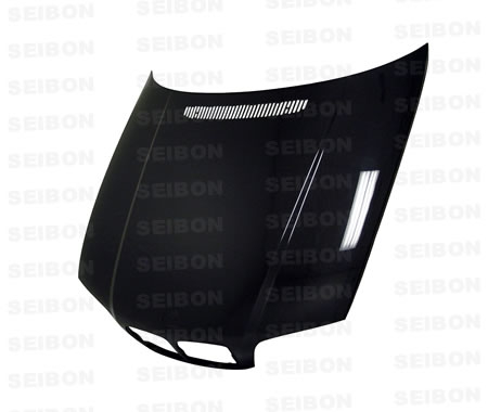 Bmw 3 Series E46 2dr 1999-2002 OEM Style Carbon Fiber Hood