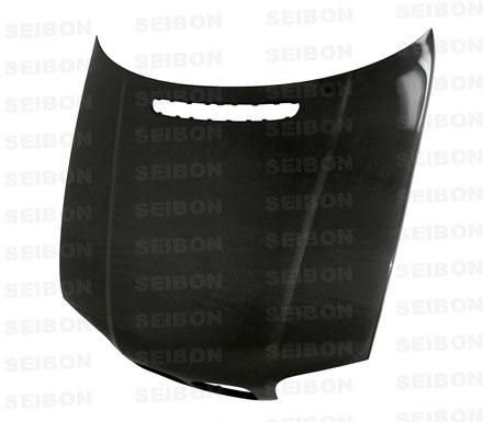 Bmw 3 Series E46 4dr 1999-2002 OEM Style Carbon Fiber Hood
