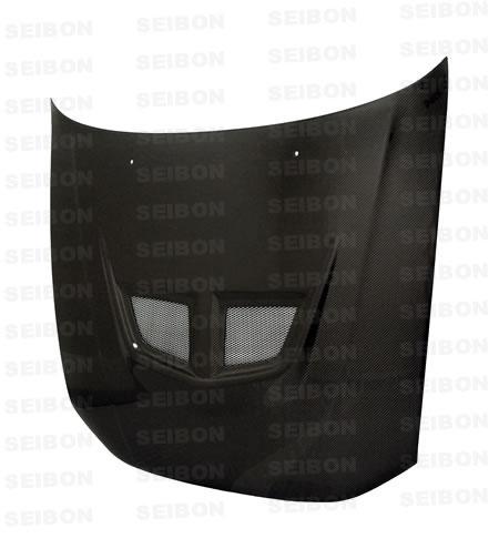 Mitsubishi Galant  1999-2003 Evo Style Carbon Fiber Hood