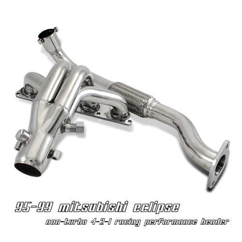 Mitsubishi Eclipse 1995-1999 Nt  Exhaust Headers