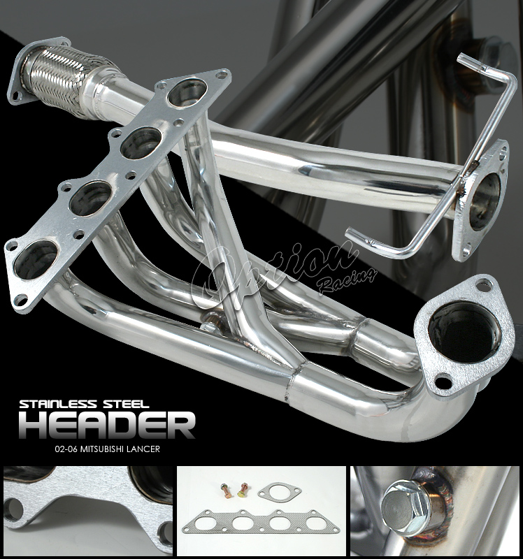 Mitsubishi Lancer 2002-2006   Exhaust Headers