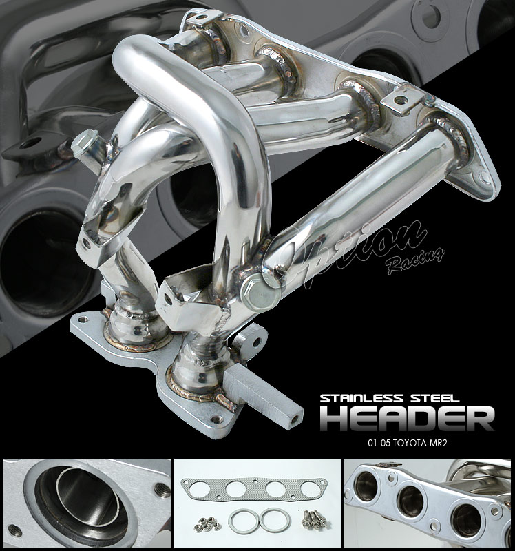 Toyota MR2 2001-2005   Exhaust Headers