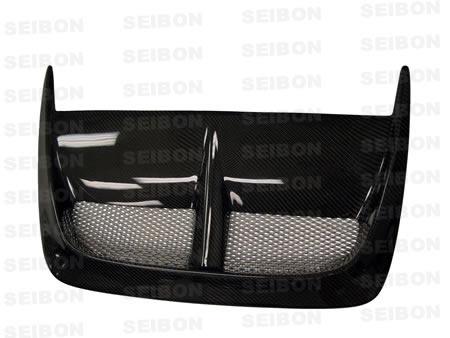 Subaru WRX STI 2004-2005 Cw Style Carbon Fiber Hood Scoop