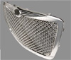 Chrysler 300 2004-2006 Chrome Grill Overlay