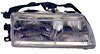 Honda Civic 88-89 2/3/4 Door Passenger Side Replacement Headlight