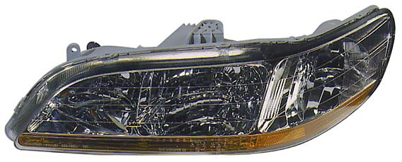 Honda Accord 2001 Driver Side Replacement Headlight