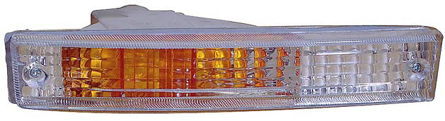 Honda Civic 90-91 Sedan / Hatchback Passenger Side Replacement Bumper Light