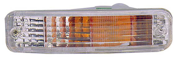 Honda Civic 90-91 Wagon Driver Side Replacement Bumper Light