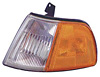 1991 Honda Civic  Hatchback Passenger Side Marker Light
