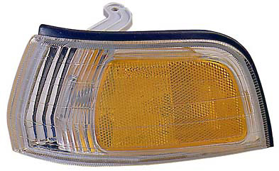 Honda Accord 92-93 Driver Side Replacement Corner Light