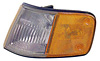 1989 Honda Civic  Coupe / CRX Passenger Side Replacement Side Marker Light