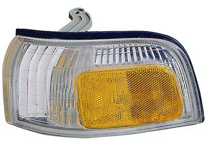 Honda Accord 90-91 Passenger Side Replacement Corner Light