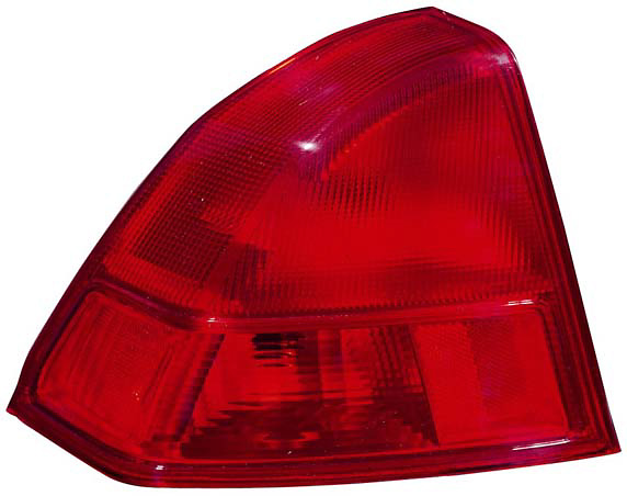 Honda Civic Sedan 01-02 Driver Side Replacement Tail Light