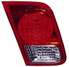 2004 Honda Civic  Sedan Driver Side Replacement Tail Light (Back Up Lamp)