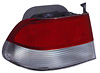 Honda Civic 99-00 Coupe Passenger Side Replacement Outer Tail Light