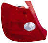2002 Honda Civic  Hatchback Driver Side Replacement Tail Light