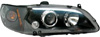 1998 Honda Accord  TYC Black Projector Headlights