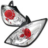 Nissan Versa 2005-2007 Led Chrome Tail Lights