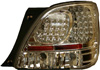 Lexus Gs300 Led Tail Lights 1997 - 2004 (Chrome)