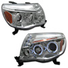 2006 Toyota Tacoma  Projector Headlights (Chrome)