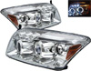 Dodge Caliber 2007-2008 Projector Head Lights (Chrome)