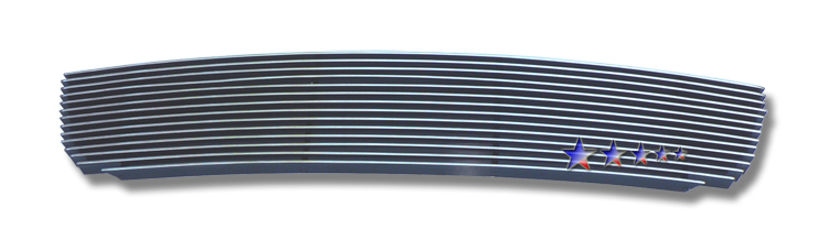 Suzuki Grand Vitara  2006-2012 Polished Lower Bumper Aluminum Billet Grille