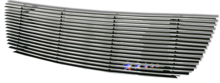 Suzuki Grand Vitara  2006-2012 Polished Main Upper Aluminum Billet Grille