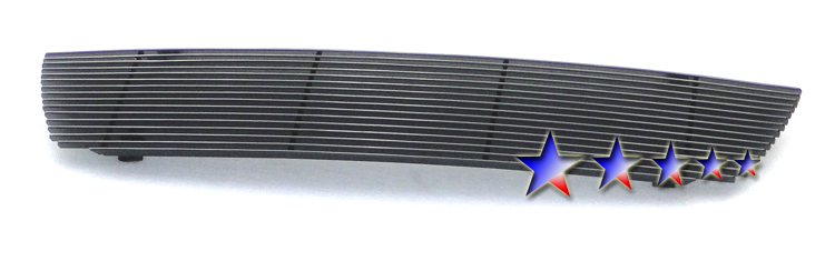 Suzuki Grand Vitara  2006-2012 Black Powder Coated Main Upper Black Aluminum Billet Grille