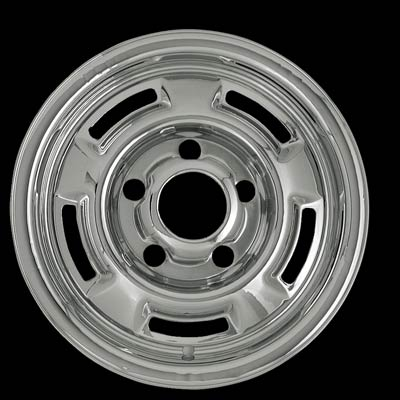 Kia Sportage 1995-2002 Chrome Wheel Covers, 5 Slot (15