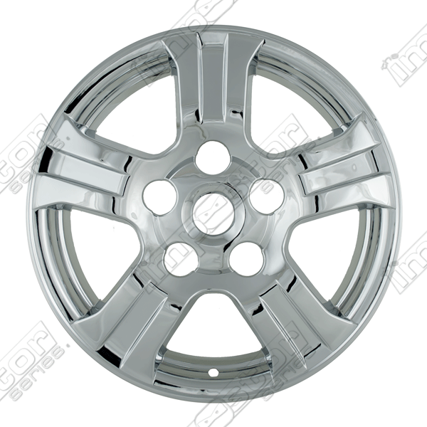 "Toyota Tundra  2007-2013 Chrome Wheel Covers, 5 Spoke (18"" Wheels)"