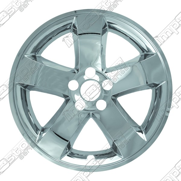 "Dodge Challenger Se 2009-2013 Chrome Wheel Covers,  (18"" Wheels)"
