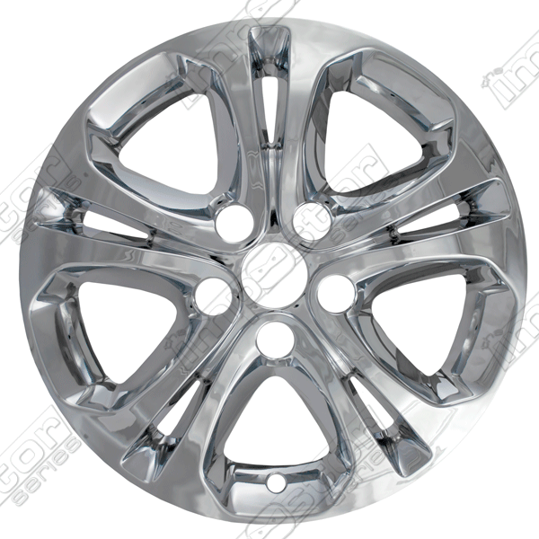 "Dodge Durango Express 2011-2013 Chrome Wheel Covers,  (18"" Wheels)"