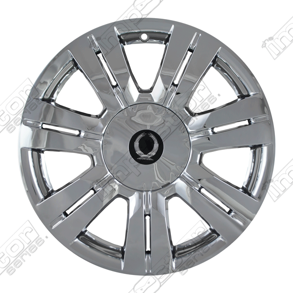 "Cadillac Srx Standard, Luxury 2010-2013 Chrome Wheel Covers,  (18"" Wheels)"