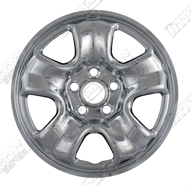 "Honda Crv  2012-2013 Chrome Wheel Covers, 5 Spoke Steel (16"" Wheels)"